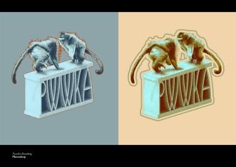 Branding Design / Client: Pwwka