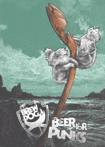 Poster Design / Client : Brew Dog
