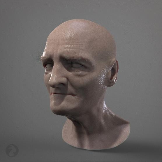 Angel-head