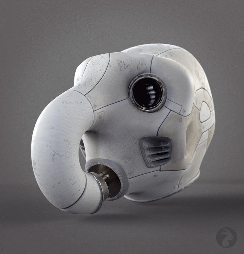 Batbishop-mask