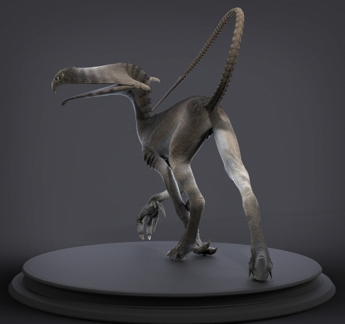 gulperhound-keyshot-posed50